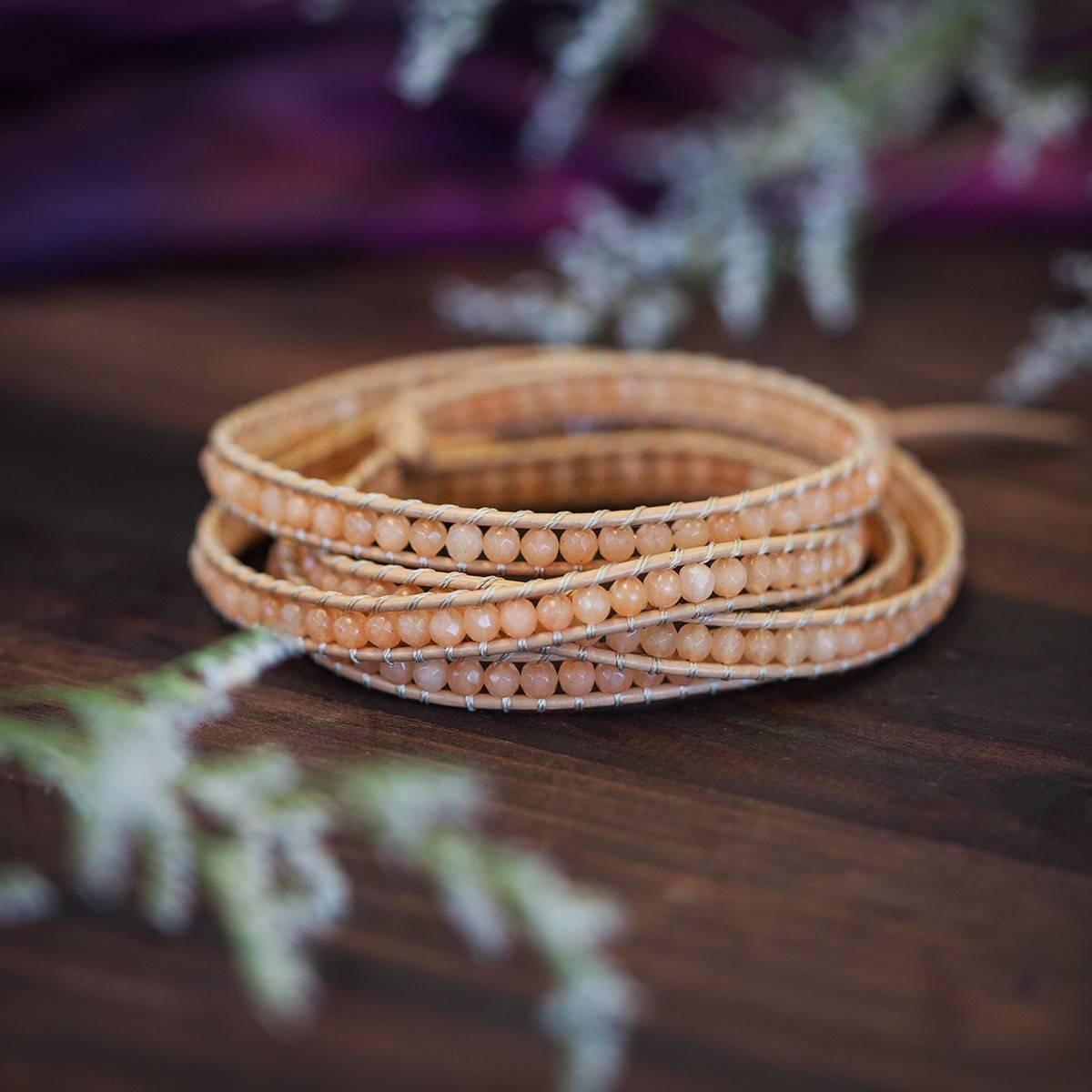 Goddess Wrap Bracelet *Please Rename* 3_5 Featured