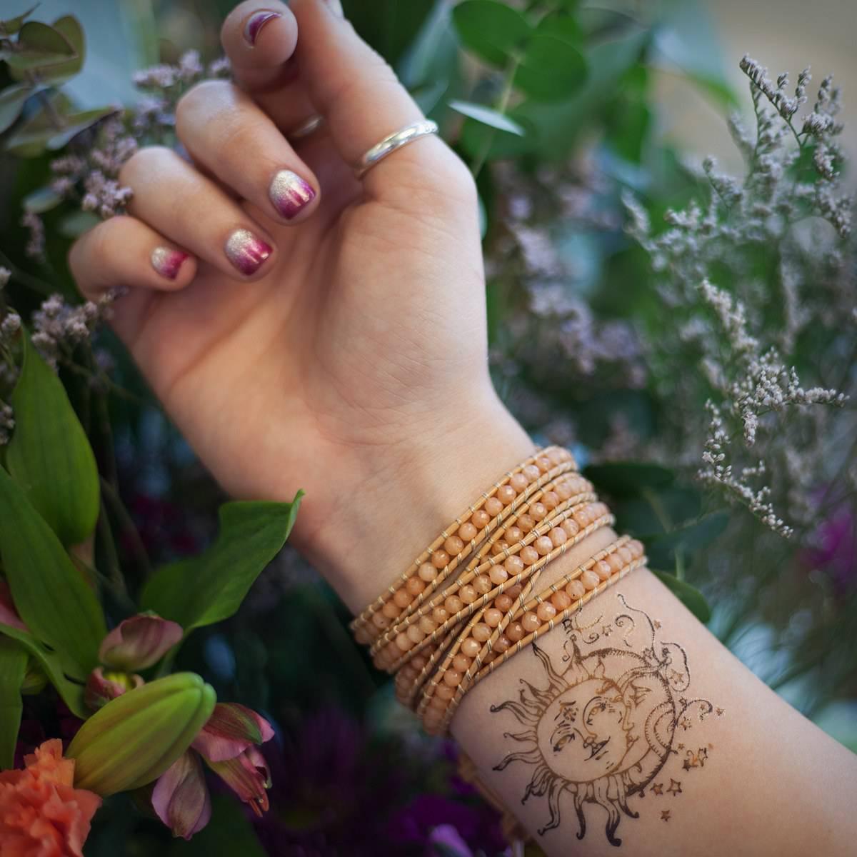 Goddess Wrap Bracelet *Please Rename* 3_5 Secondary