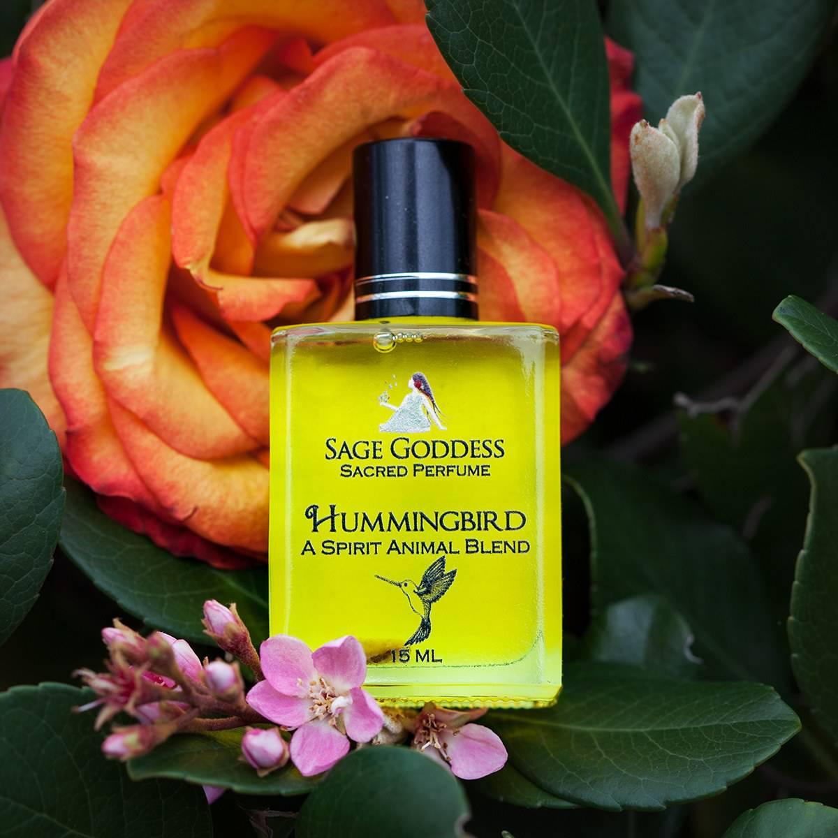Hummingbird Spirit Animal Perfume 4_2