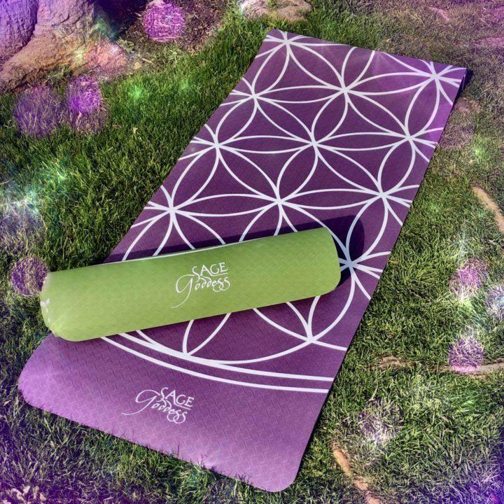 Sage Goddess Yoga Mats