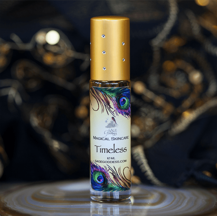 Timeless Anti-Aging Serum for natural wrinkle treatment