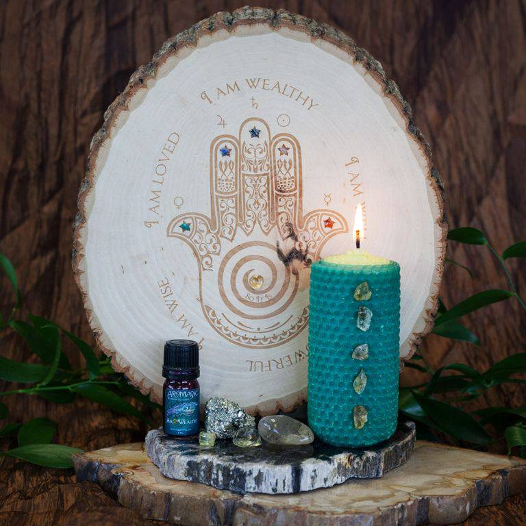 5/5 Tools for manifesting overflowing abundance and harnessing the magic of the season
