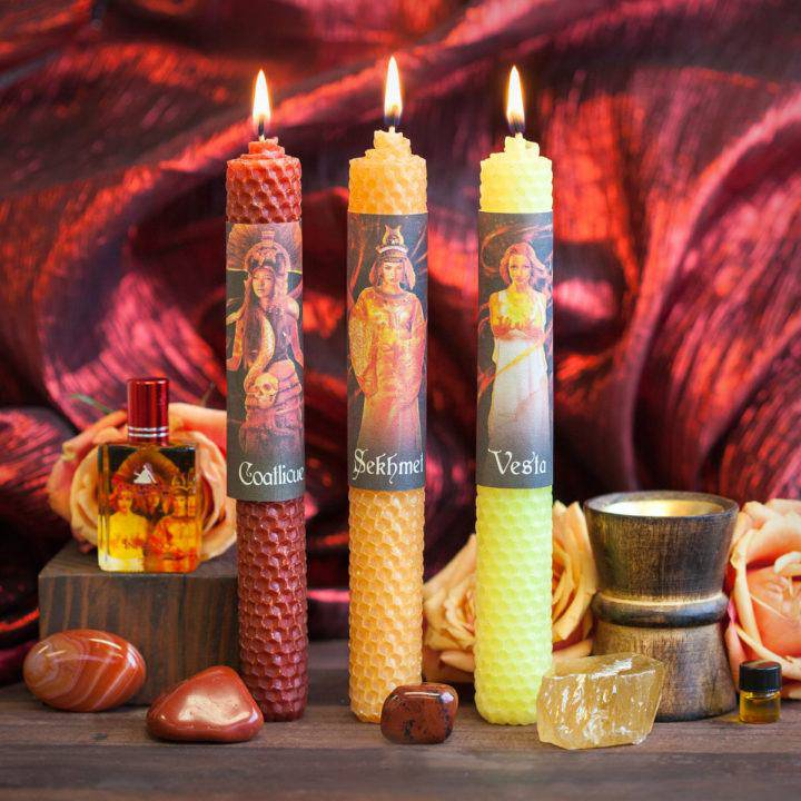 Beltane- The Goddesses of Fire 4_7 Primary
