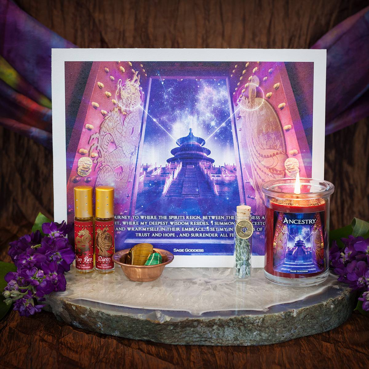 Chinese Full Moon- Ancestral Healing 4_30 Featured