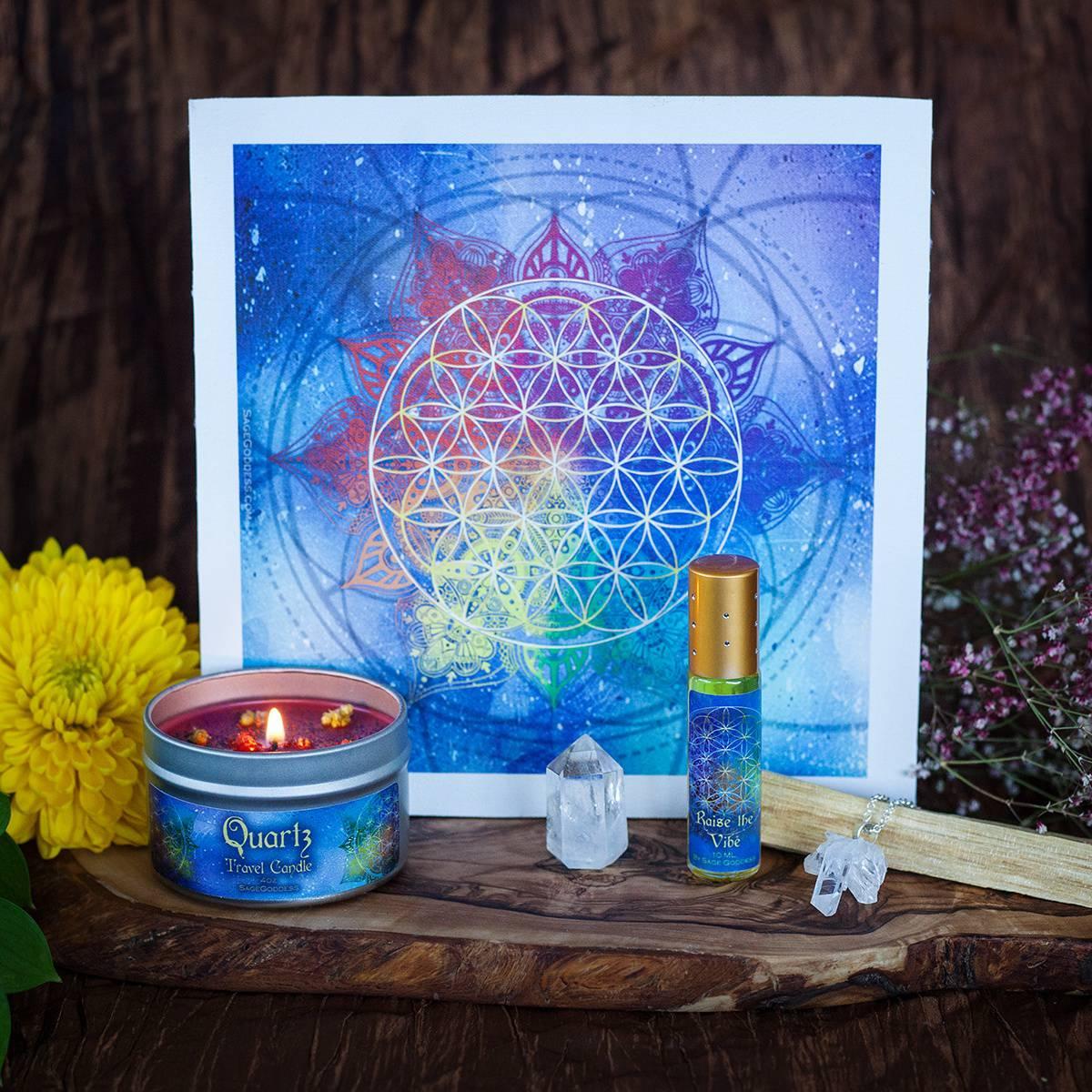 Raise the Vibe Simple Ritual Kit 4_11
