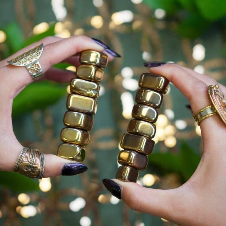 Golden Magnetic Hematite 5_15