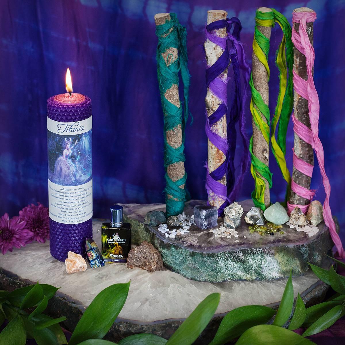 Midsummer Night's Dream - A Solstice Celebration Public Ritual DD 5_1 Featured