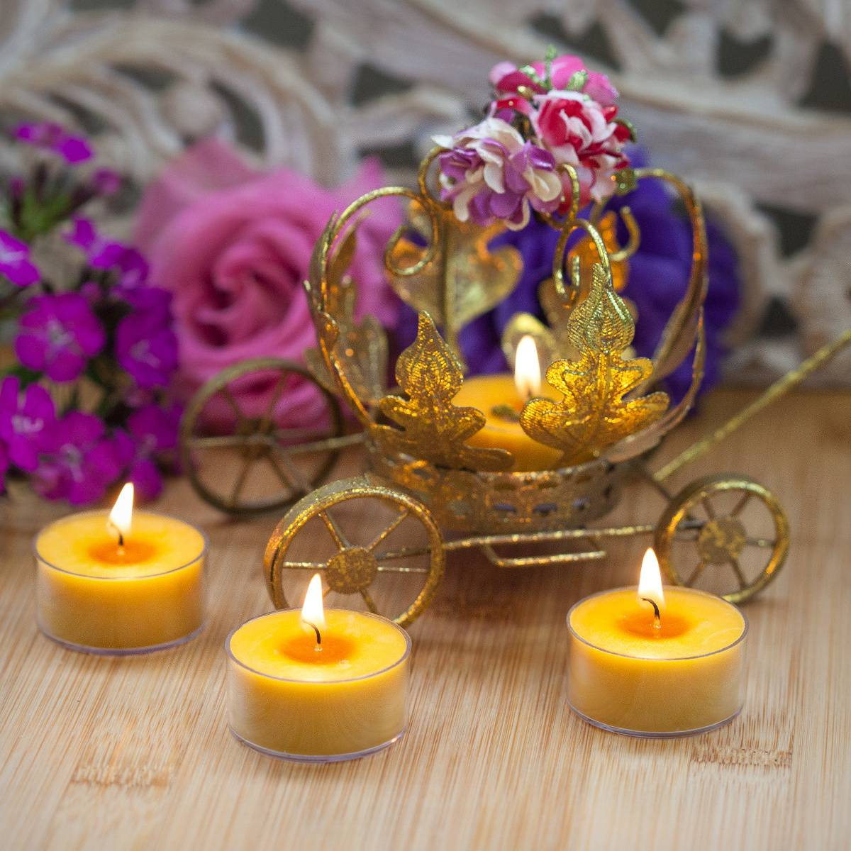 Queen Bee Tea Lights 5_30
