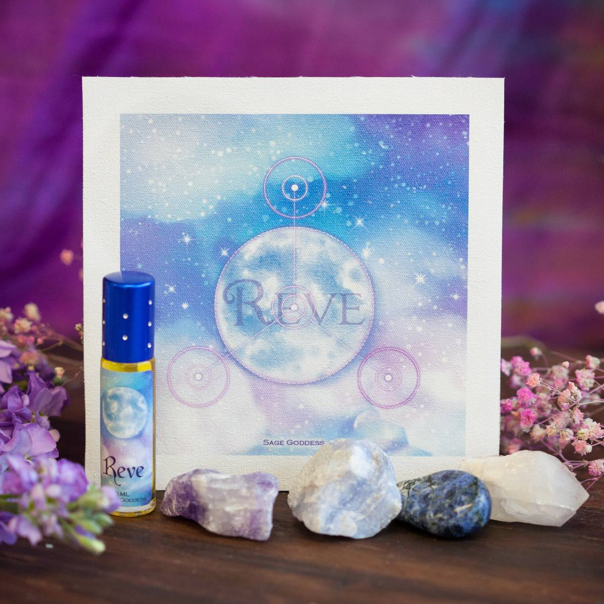 Ultimate Sleep Gem Stone Set and Gridding Canvas 5_31 Primary