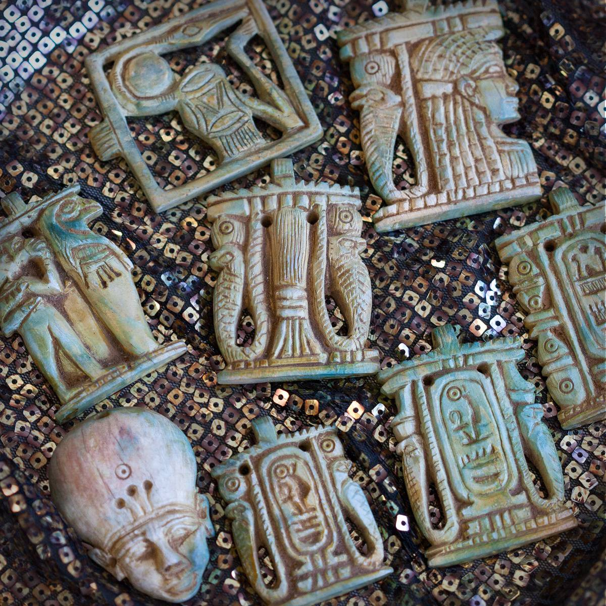 Intuitive Egyptian Talismans 6_26 Primary