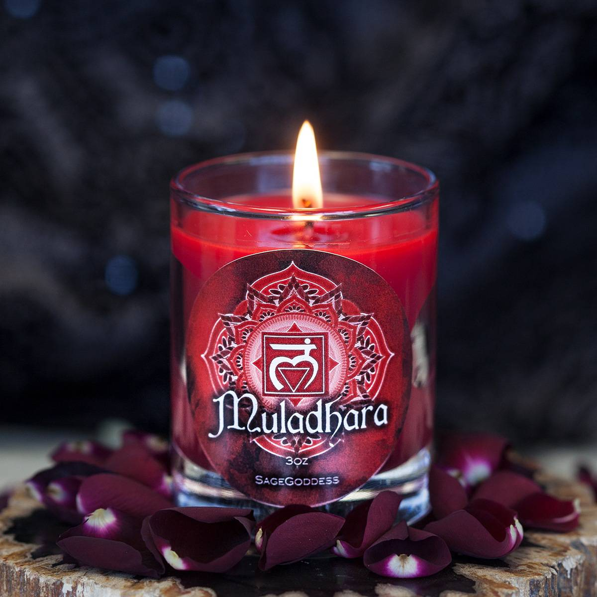 Muladhara Chakra Set 6_6 second