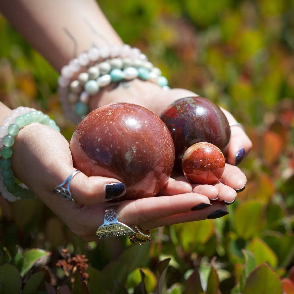 Native Healing Sphere DD 6_5