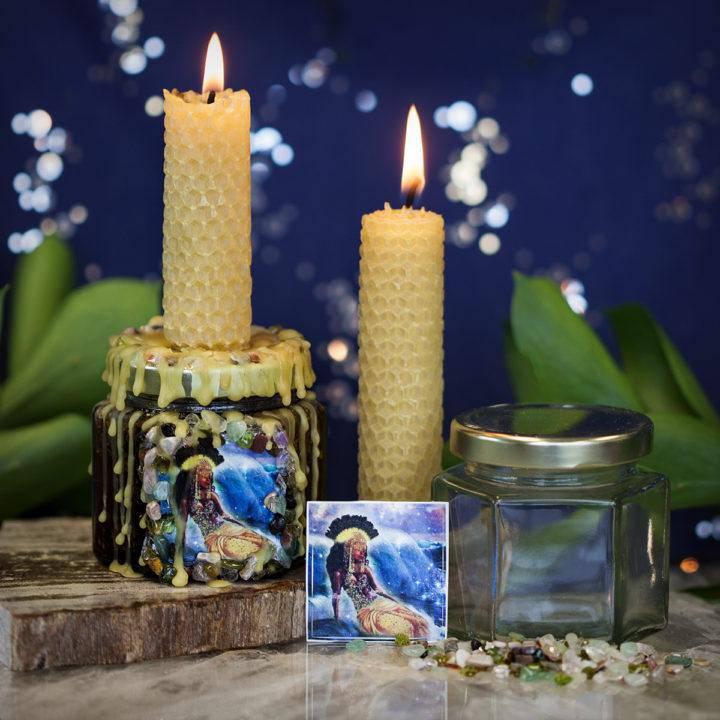 Oshun Manifestation Ritual Jars 6_2 Featured