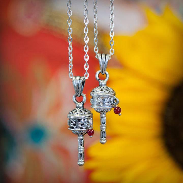 Tibetan Prayer Wheel Necklaces 6_10 featured
