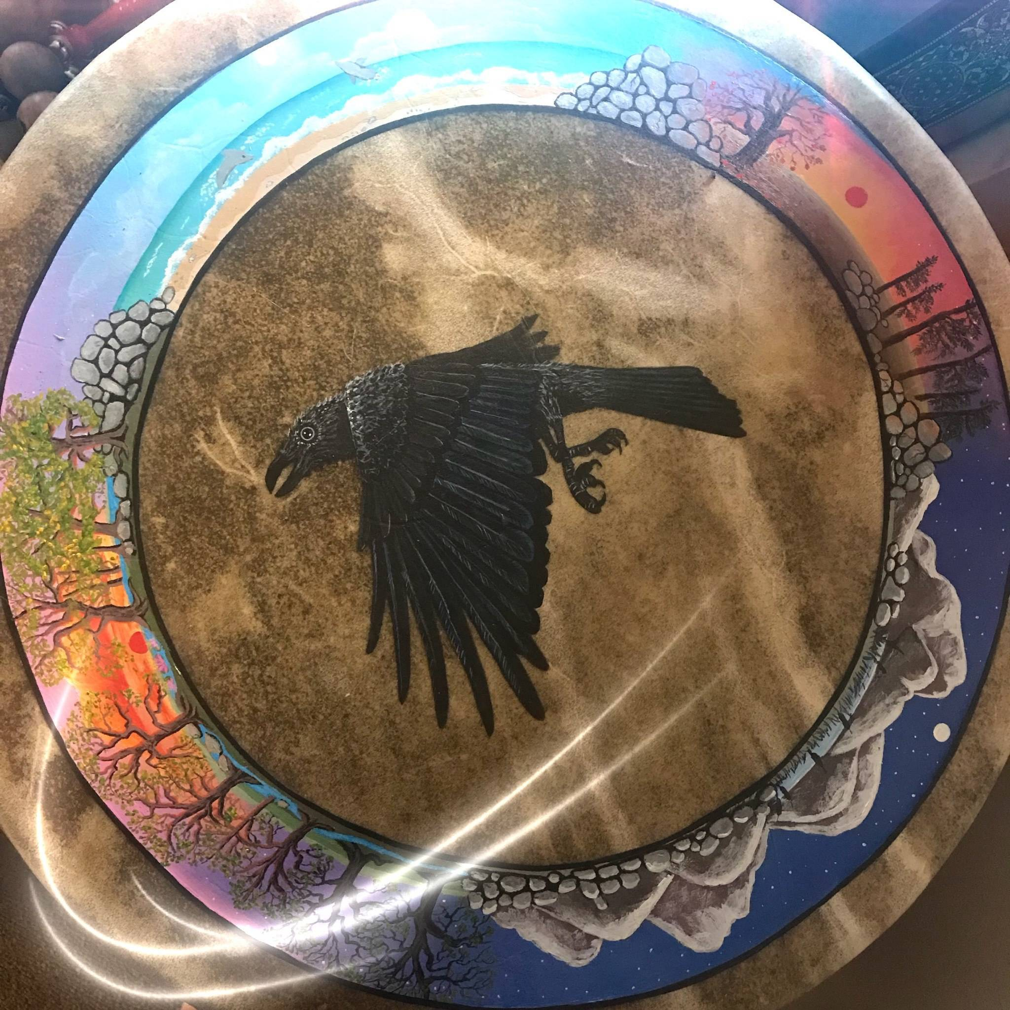 Close your eyes, take a deep breath, and allow the potent magic of this Shaman Drum Beat Journey Music