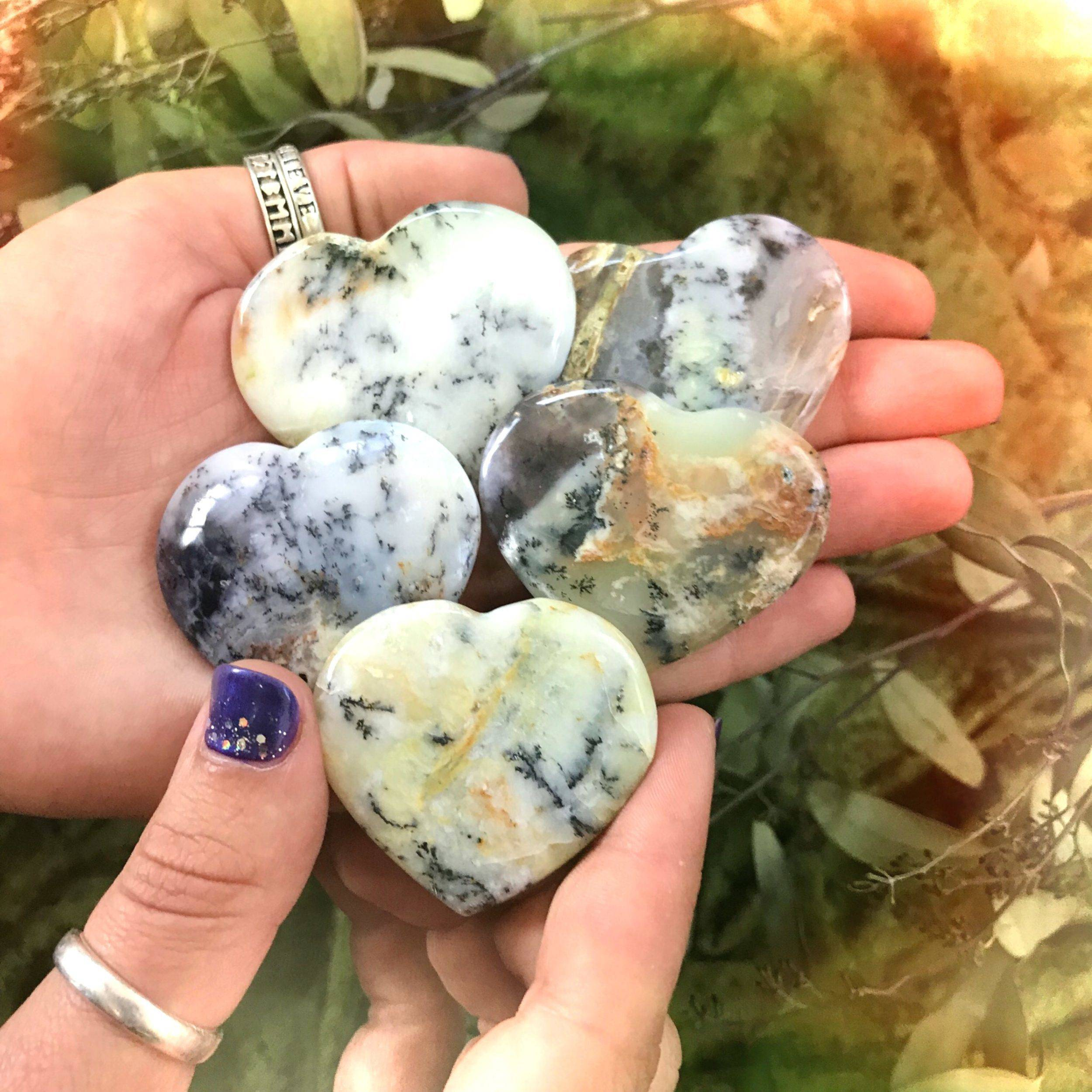 Dendritic_Agate_Heart_2of3_8_7