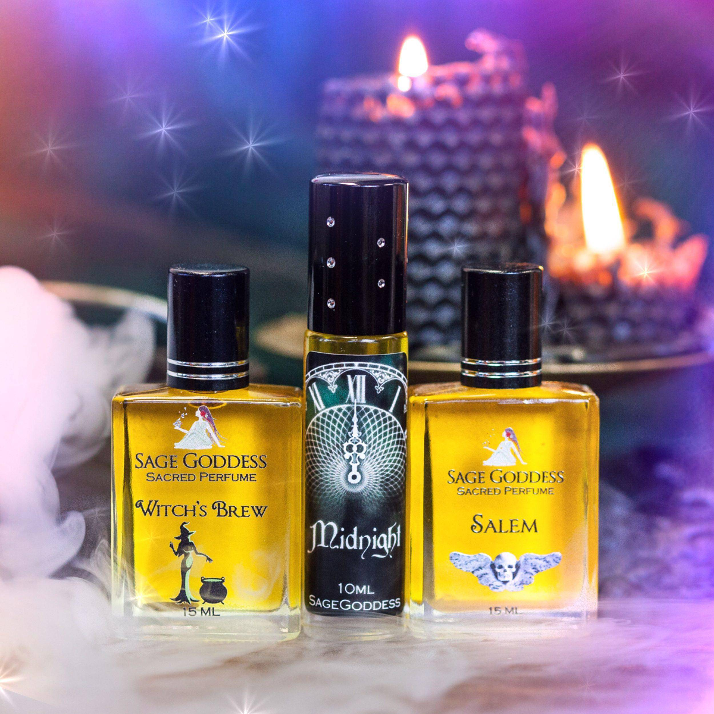 Witching Hour Perfume Trio