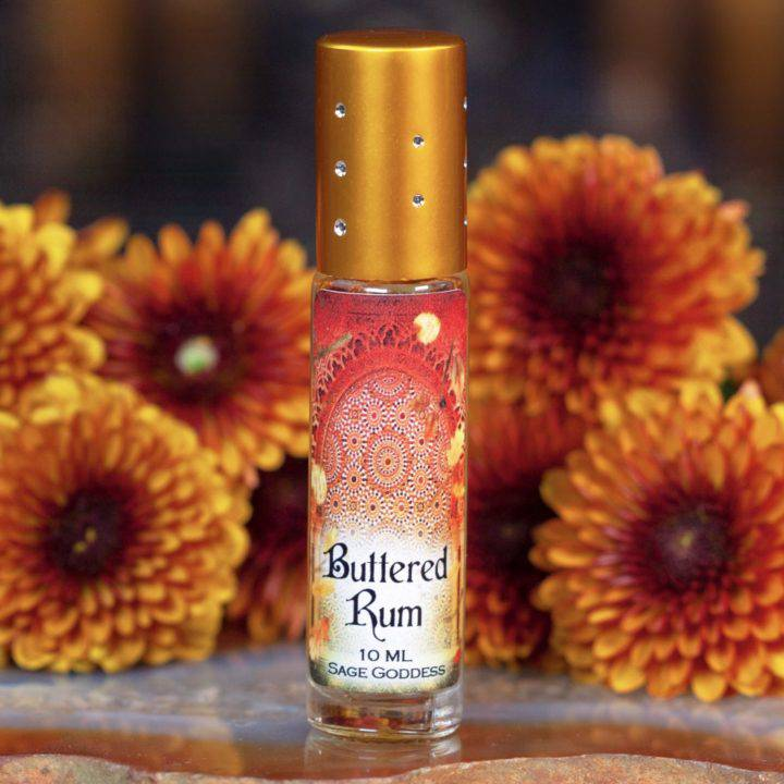 Buttered Rum Perfume