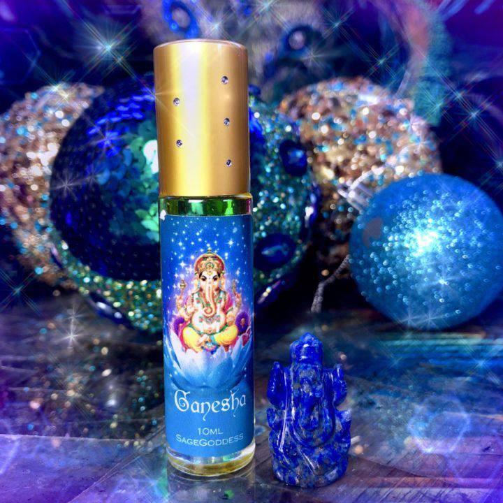 Lapis_Lazuli_Ganesha_&_Ganesha_Perfume_1of3_11_22