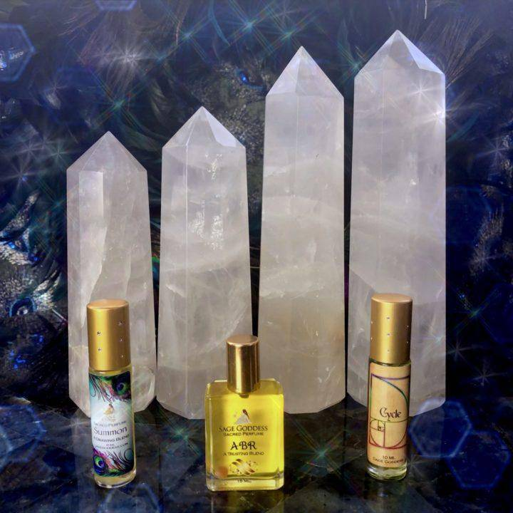Large_Amplification_Clear_Quartz_Generators_with_Intuitively_chosen_perfume_DD_1of3_11_22