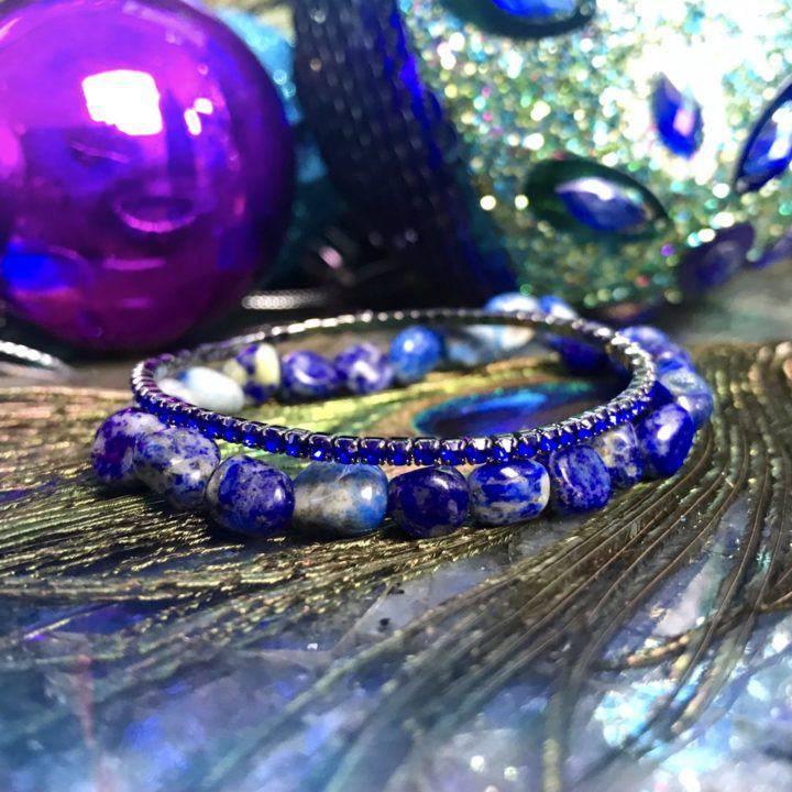 Queen's_Bling_Lapis_Lazuli_Bracelets_1OF2_11_25