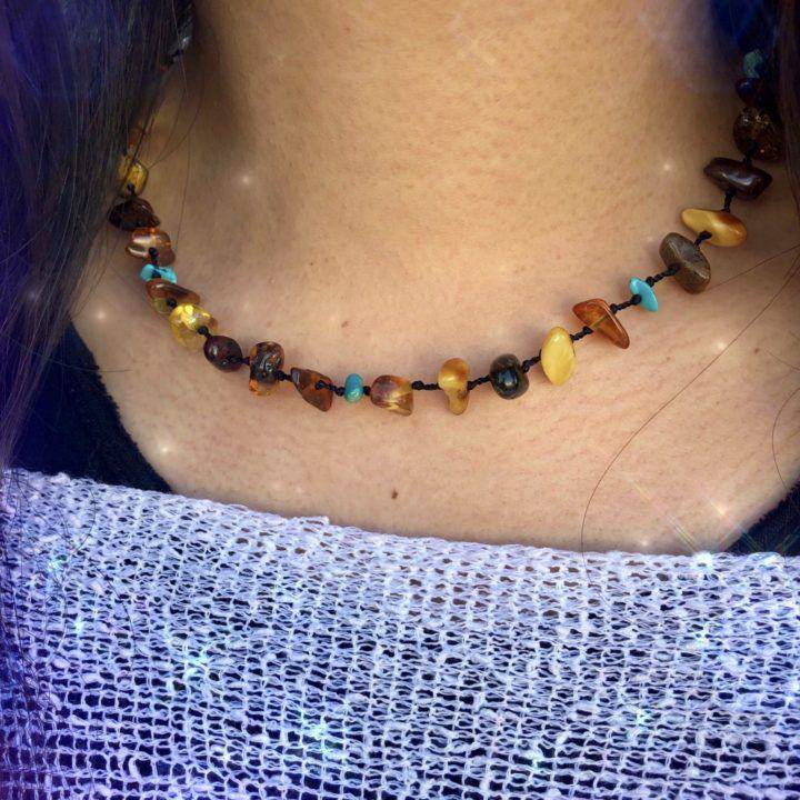 Amber_and_Turquoise_Psychic_Protection_Necklaces_2of3_12_5