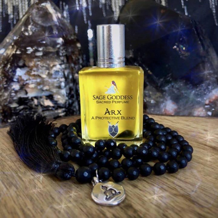 Black_Tourmaline_Mala_with_Arx_Perfume_1of3_12_30.