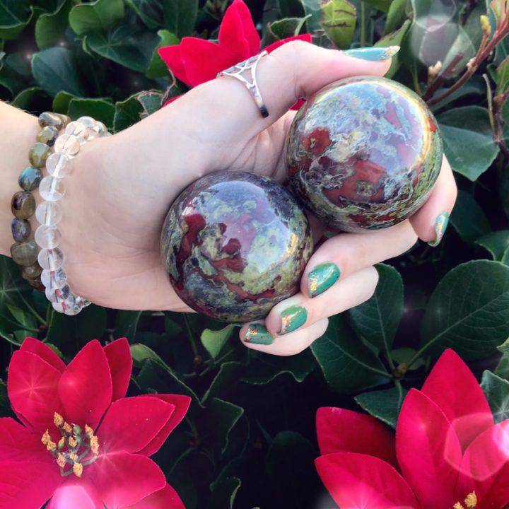 Dragonstone_Sphere_with_sample_of_Dragon_Perfume_2of3_12_11
