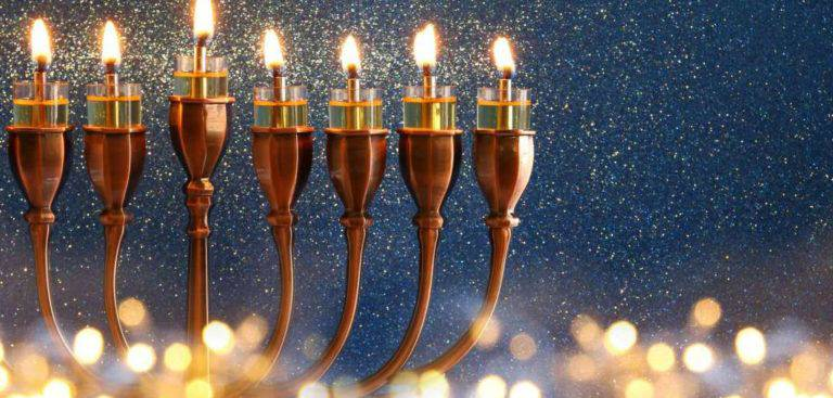 Hanukkah's Light Ushers in the Holy-Day Season