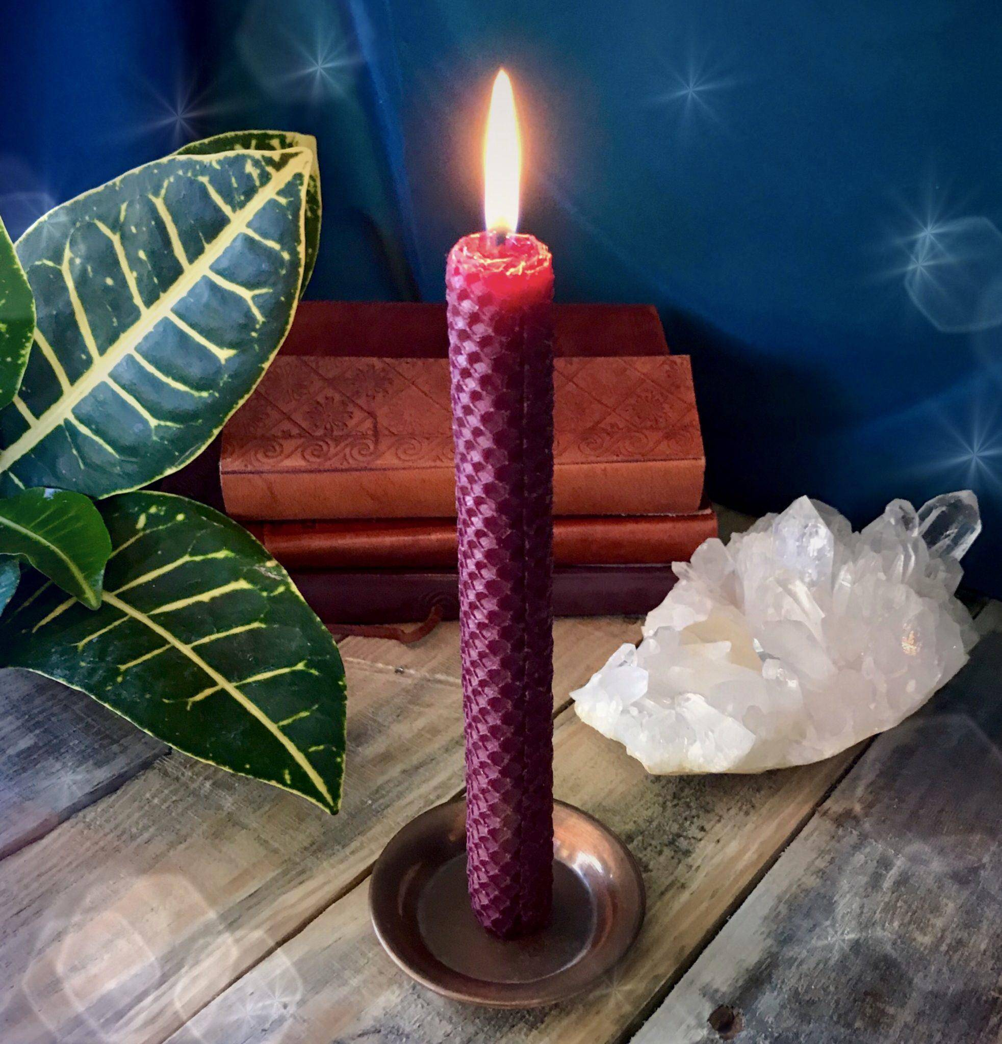 Custom Intention Candle