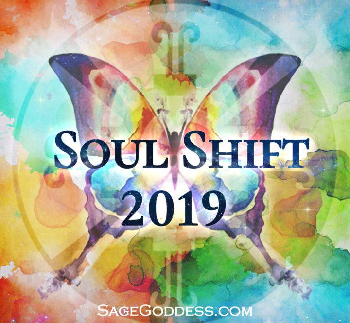 Sage Goddess 2019 Soul Shift Classes