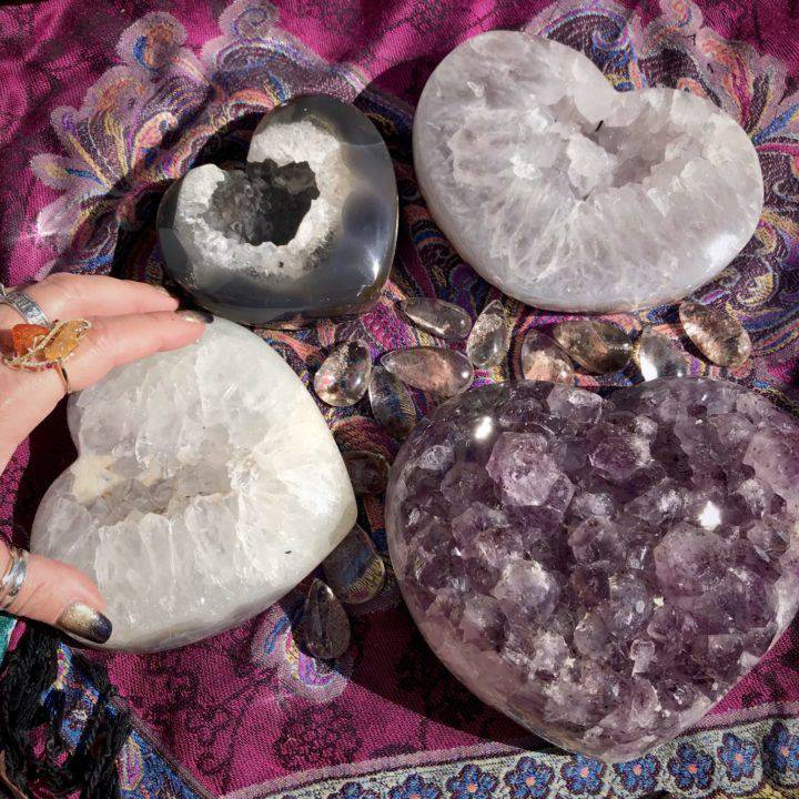 TUCSON_LISTING_Druzy_Hearts_with_Free_Intuitively_selected_Perfume_1of2_2_3