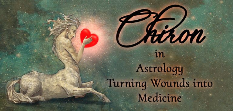 Chiron in Astrology – Turning Wounds into Medicine