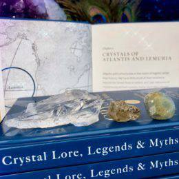 Crystals of Atlantis and Lemuria: Chapter 1