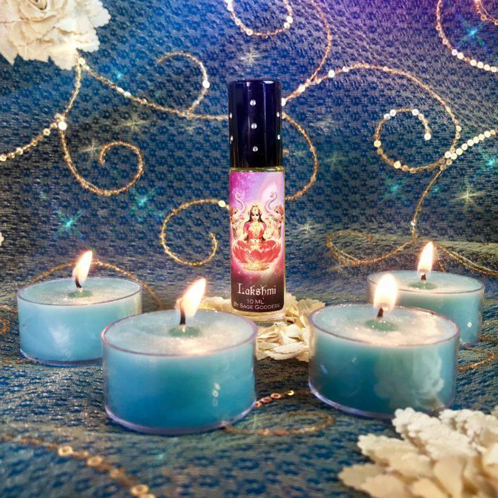 Ganesha_Tea_Lights_with_Lakshmi_Perfume_1of3_4_3