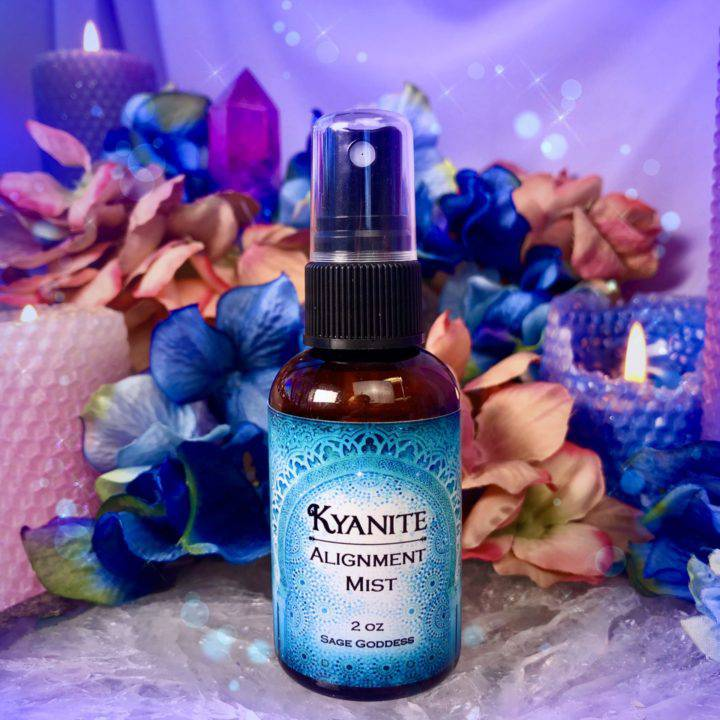Kyanite Alignment Mist