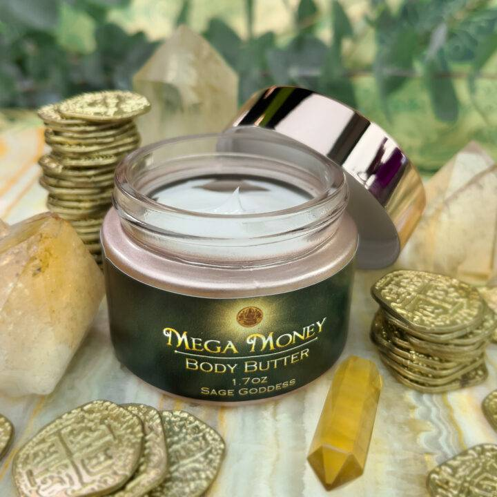Mega Money Body Butter