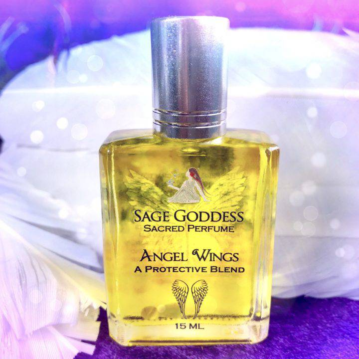 Angel Wings Perfume
