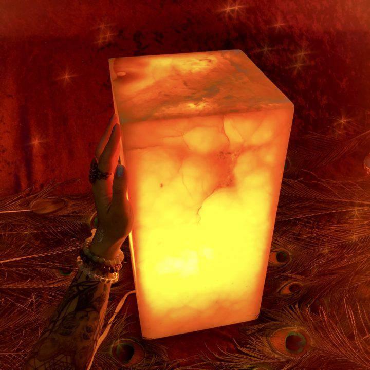 Gemstone_Lamp_Orange_Calcite_Wholesale_2of3
