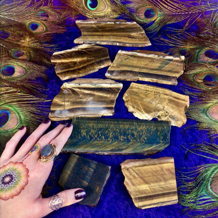 Tiger_Eye_Slices _LOT_B_Wholesale_2of3