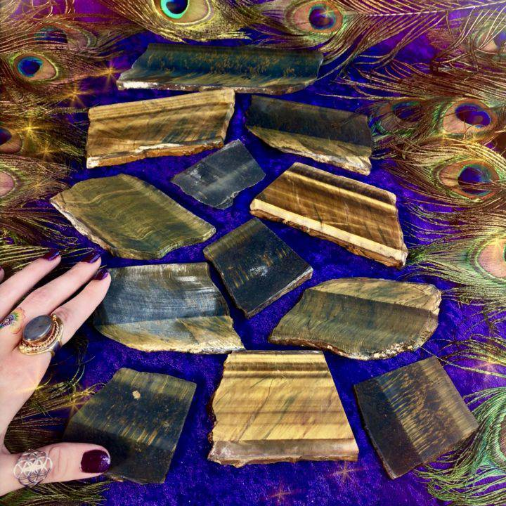 Tiger_Eye_Slices _LOT_C_Wholesale_2of3