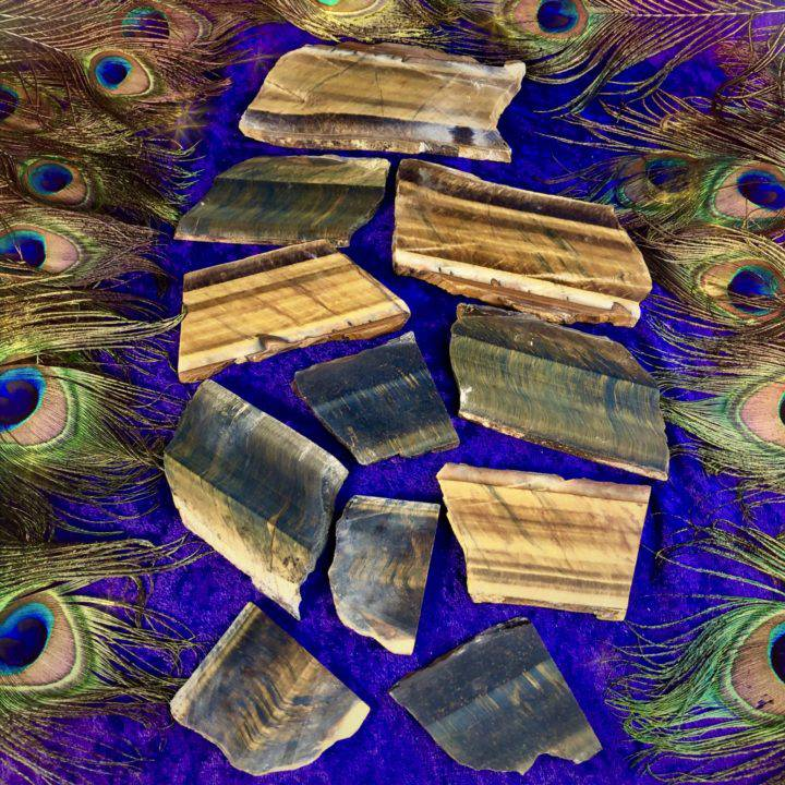 Tiger_Eye_Slices _LOT_E_Wholesale_1of3
