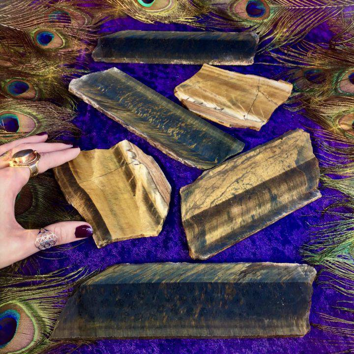 Tiger_Eye_Slices _LOT_F_Wholesale_2of3