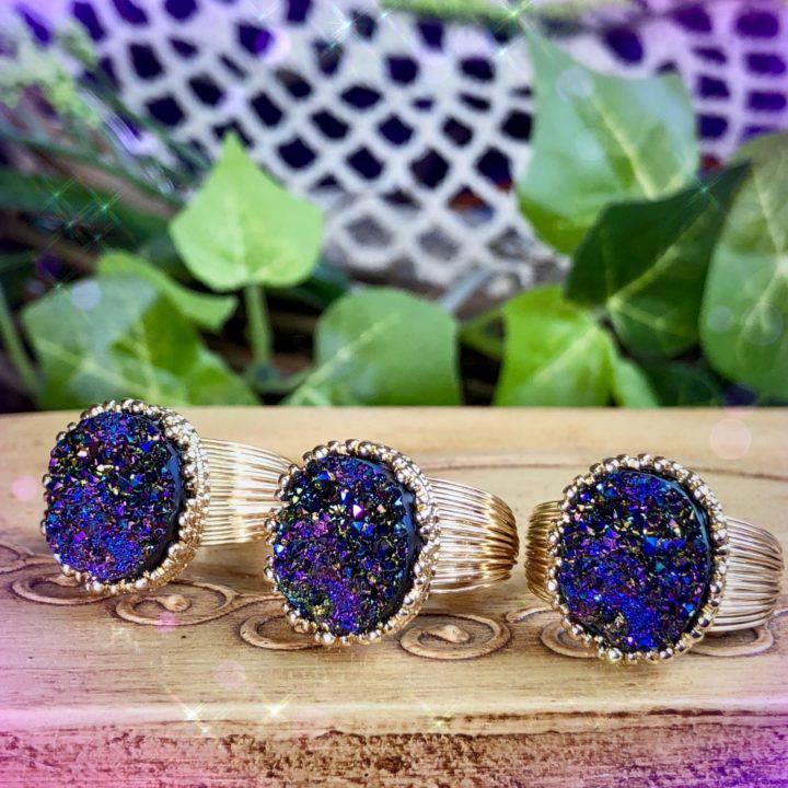 Titanium_Aura_Rainbow_Body_Rings_4of5_6_7