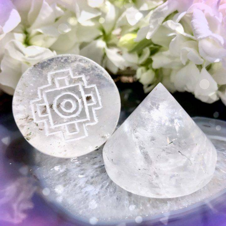 Ultimate_Ascension_Sri_Yantra_Clear_Quartz_Cones_1of4_8_2