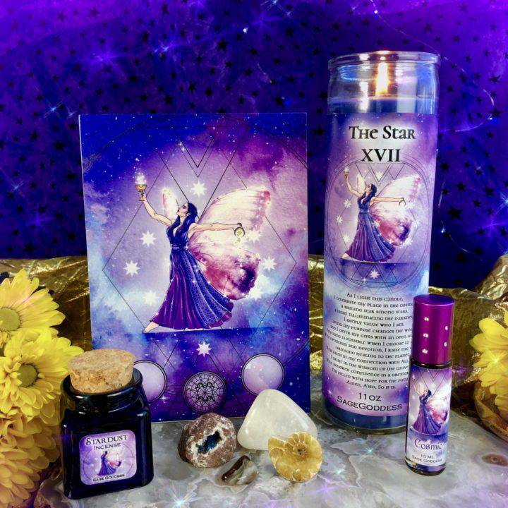 The_Star_XVII_Ritual_Set_Tools_for_the_live_full_moon_ritual_with_Athena_1of5_7_16
