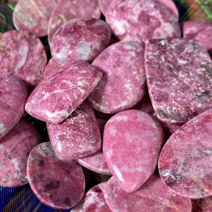 Thulite_Cabochons_Wholesale_3of3