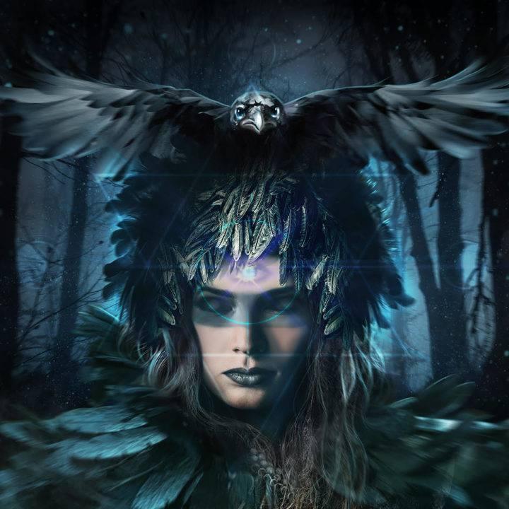 Raven_New_Moon_Spirit_Animal_Set