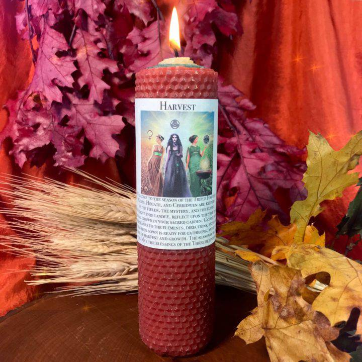 Harvest_Beeswax_Intention_Candle_1of1_9_ 24