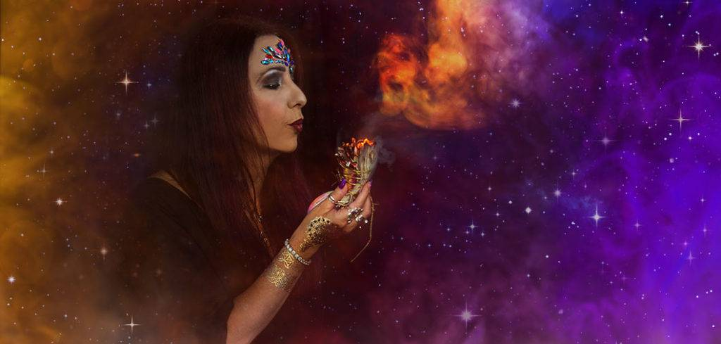 Sage Goddess Smudging Protocol FEATURE